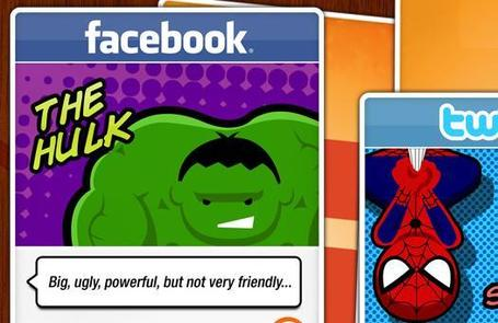 BitShare - If social media sites were comic book heroes | TalentCircles | Scoop.it