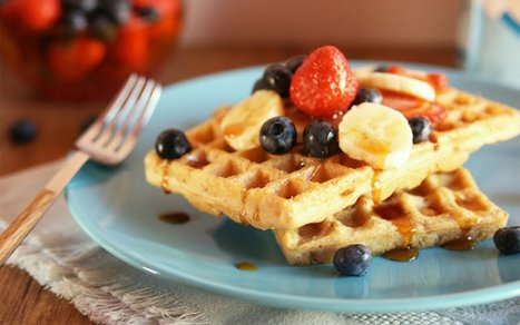 14 Sweet, Savory, and Delicious Vegan Waffle Recipes For the Perfect Breakfast, Brunch, or Dinner | Vegan Food | Scoop.it