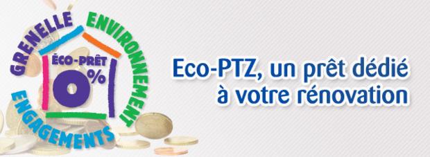 L'Eco-PTZ, un prêt dédié à votre rénovation   La Revue de Technitoit   Scoop.it