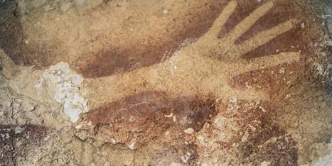 L'art des cavernes existait aussi en Asie il y a 40.000 ans | Evénements patrimoine | Scoop.it