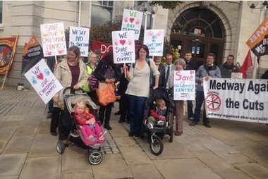 Half of Kent children centres saved - but 12 will close - This is Kent   Kent County UK   Scoop.it