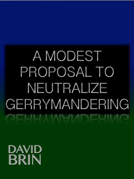 A modest proposal to neutralize gerrymandering | Culture, Science Fiction and the Future | Scoop.it