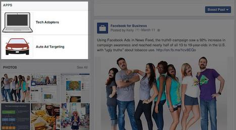5 précisions de Facebook concernant le nouveau design des Pages Fans - #Arobasenet | Going social | Scoop.it