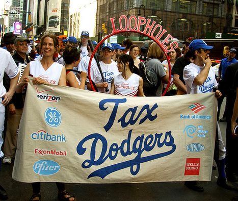 If Banks Paid Their Full Taxes, We Could Re-Hire All 130,000 Teachers Laid Off During The Recession - Twice   Deliberating Violent Revolution   Scoop.it
