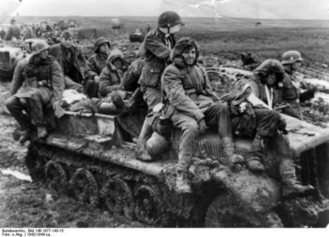 6th November 1942: SS Untersturmfuhrer Taubner's private killing spree | History Around the Net | Scoop.it