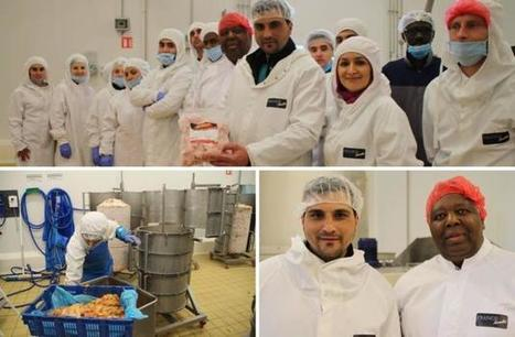 Alençon. France Lamelle se lance dans la production de poulet mariné | Le Mag ornais.fr | Scoop.it