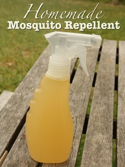 How to Make a Mosquito Spray | Backyard Gardening | Scoop.it