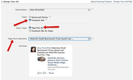 How to Strategically Dominate the Facebook News Feed — Amy Porterfield | Everything Facebook | Scoop.it