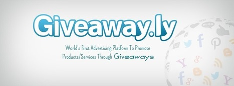 Giveaway.ly : Make Money by Hosting Giveaways on your Blog | $400 Guest Blogging COntest | Scoop.it