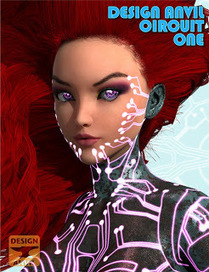 3d Model Art Zone: 3d Models Art Zone - DA Circuit One for Genesis 2 Female(s) | 3d Models | Scoop.it