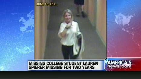 Lauren Spierer Still Missing, 2 Years Later: Are We Any Closer to Finding the Indiana University Student? | Lauren Spierer | Scoop.it