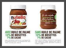 Front anti-Nutella : Trouver la faille pour exister face aux marques leader | Sécurité sanitaire des aliments | Scoop.it
