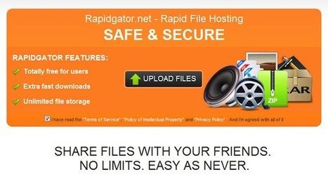 Rapidgator Not Responsible for Pirating Users, Court Lifts ISP Blockade |via torrentfreak | Social Media, etc. | Scoop.it