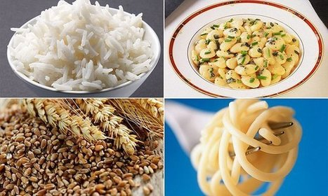 Say YES to carbs: Why eating rice and PASTA won't pile on the pounds | Kickin' Kickers | Scoop.it