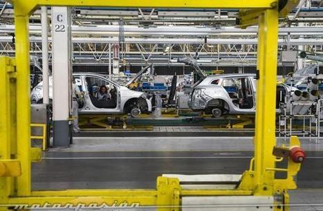 Las exportaciones de automóviles de España aumentaron un 14,8% en febrero   GESTIÓN ADMINISTRATIVA Y FINANCIERA DEL COMERCIO INTERNACIONAL   Scoop.it