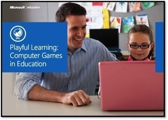 Playful Learning: Computer Games in Education eBook [sponsored by Microsoft] | Serious Play | Scoop.it