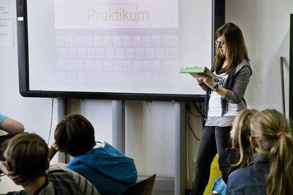 ICILS-Studie: So kann moderner Unterricht aussehen | iPad Sekundarschule | Scoop.it