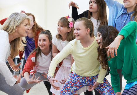 Get Up & Dance: 5 Ways to Motivate Zombie Students - Getting Smart by Susan Lucille Davis - edchat, EdTech, lrnchat | IELTS, ESP, EAP and CALL | Scoop.it