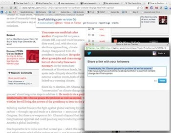 SavePublishing finds tweetable sentences for you | Business in a Social Media World | Scoop.it