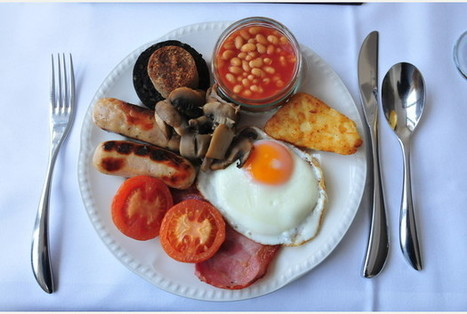 It's official, the Cumberland House B&B serves the best breakfast in Britain | B&B | Scoop.it