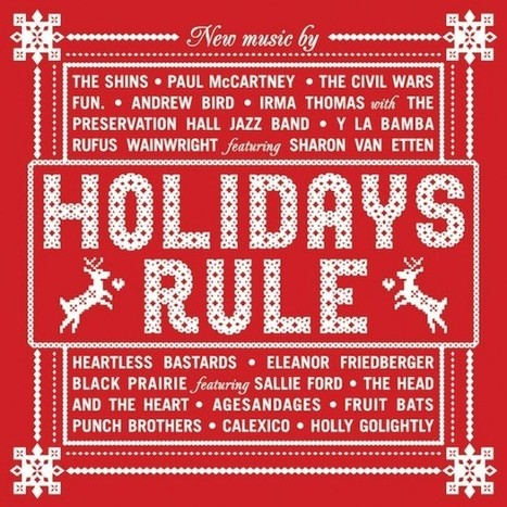 "NEW MUSIC: The Shins – ""Wonderful Christmastime""   SongsSmiths   Scoop.it"