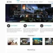 Premium Wordpress Themes, Website Templates - Winithemes | Wordpress templates | Scoop.it