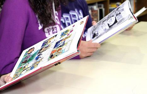 El manga,cómic para todos los gustos | Educacion, ecologia y TIC | Scoop.it