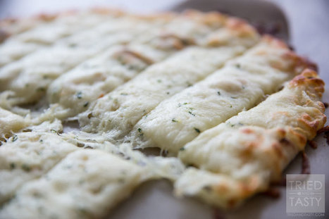 Food Ways - Copycat Pizza Hut Cheese Sticks | My I Like Eating Channel | Scoop.it