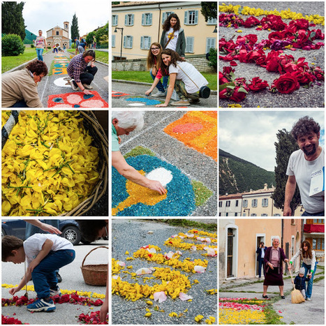 La Fiorita - The Flower Covered Streets of Italy | Le Marche another Italy | Scoop.it