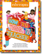 How to Thank a Teacher   Professional Development (Edutopia)   Scoop.it