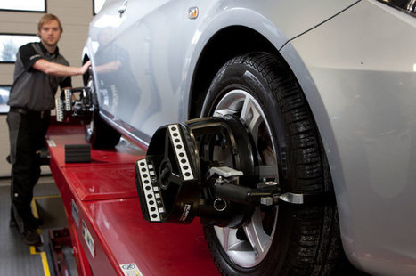 www.tyresafe.org - Why Wheel Alignment Matters | tyre news | Scoop.it