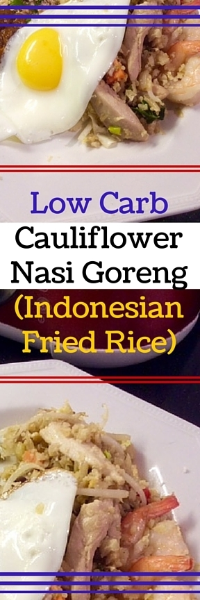 Cauliflower Nasi Goreng - Low Carb | Best Easy Recipes | Scoop.it