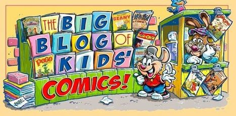 KidSites.com - Comic Sites for Kids | Comicsforkids | Scoop.it
