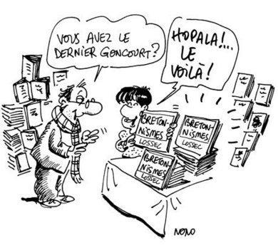 Hervé Lossec, Les Bretonnismes | GenealoNet | Scoop.it