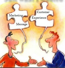 Creating Alignment Between Marketing Communications and Customer Experience | Marketing | Scoop.it