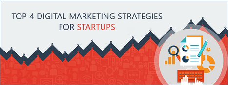 Top 4 Digital Marketing Strategies For Startups | Marketing Tips | Software Solutions | Scoop.it