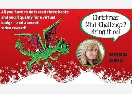 Summer Reading Challenge | Book Websites for Young People (KES, Stratford upon Avon) | Scoop.it