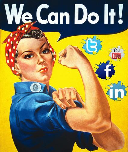 Why do Women of Kosovo use Social Media?   PISU13 social media campaigning & social innovation   Scoop.it