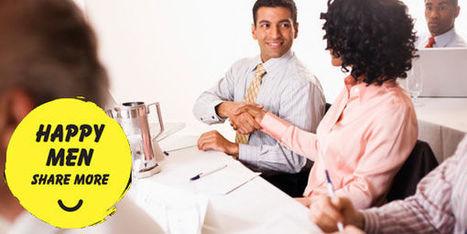 Happy Men : l'égalité professionnelle passera par les hommes | Mash Up Blog's Kitchen | Scoop.it