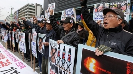 South Korea accuses North Korea of having 6,000-member cyber army devoted to harassing South | Cyber Defence | Scoop.it