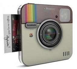 Adventures in Marketing: Polaroid Will Make an 'Instagram Camera' | PRNewser | Content Creation, Curation, Management | Scoop.it