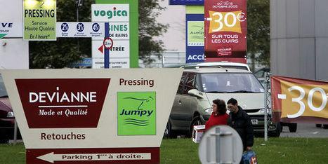 Le gouvernement renonce aux grands panneaux publicitaires à l'entrée des petites villes - le Monde | Actualités écologie | Scoop.it