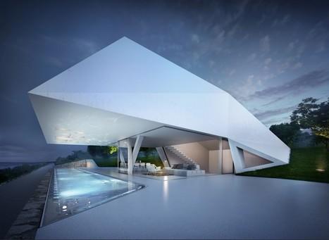 Villa F / Hornung and Jacobi Architecture   Designalmic   Designalmic   Scoop.it