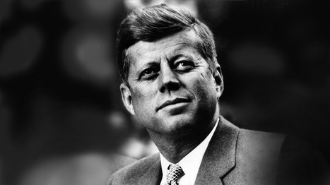 50th Anniversary: Leadership Lessons From John F. Kennedy | Mediocre Me | Scoop.it