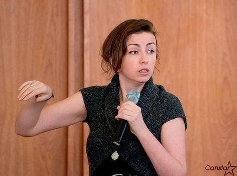 Irish storyteller makes University of Manitoba her temporary home -   The Irish Literary Times   Scoop.it