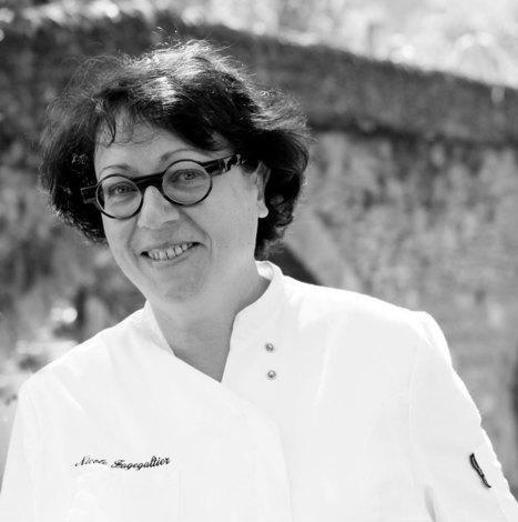 Entretien avec Nicole Fagegaltier chef étoilée à Belcastel | L'info tourisme en Aveyron | Scoop.it