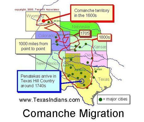 The Comanche Indians, Texas Indians   Comanche   Scoop.it