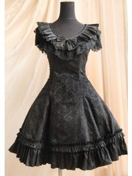 Cheap Lolita Dresses with Various Styles - Gothic Lolita Dress, Black Lolita Dress, White Lolita Dress and More - My Lolita Dress   Lolita Dress   Scoop.it