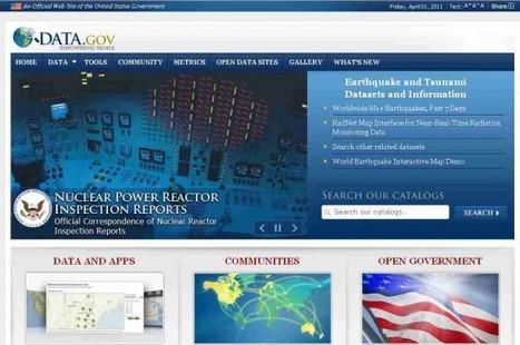 Etalab, data.gov : destins croisés pour deux projets de données ouvertes ? | Buzz Modedemploi | Web 2.0 et société | Scoop.it
