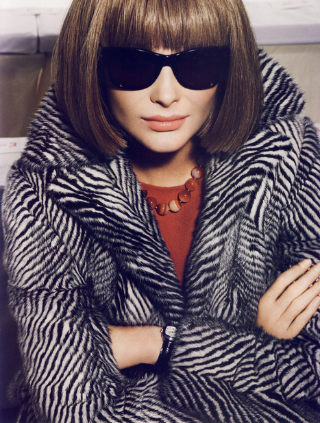 Anna Wintour Gets a Major Promotion! | Editing | Scoop.it